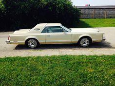 1978 Lincoln Mark Series Cartier