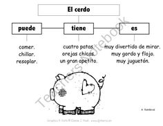 Fun Winter Writing-Spanish product from Angelica-Sandoval on TeachersNotebook.com