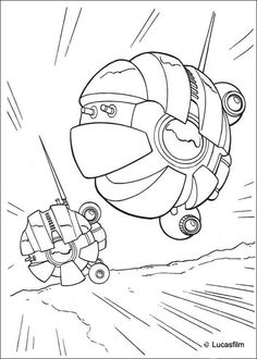 Star Wars coloring pages 40