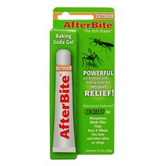AfterBite Outdoor Insect Bite Treatment