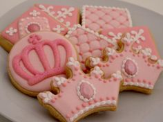Princess cookies | Cookie Connection