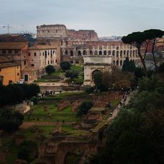 History as far as the eye can see. Birds Eye View, Archaeology, Rome, Louvre, History, Instagram Posts, Photos, Travel, Italy