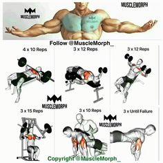 for chest Ashutosh Kumar Gupta bhuily Ekma Saran Bihar 7631532091 841208 Bjp members - Stephanie Walker - Best Chest Workout, Chest Workouts, Gym Workouts, At Home Workouts, Chest Exercises, Sport Fitness, Mens Fitness, Workout Fitness, Health Fitness
