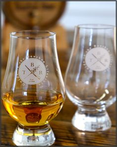 Bourbon Review Glencairn Glass – Bourbon Outfitters
