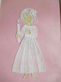 Bobbin Lace Patterns, Communion, Diy And Crafts, Embroidery, Quilts, Disney Princess, Disney Characters, Silhouettes, Portrait