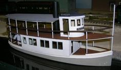 Deerfield River Laser Steam Boats, Wooden Boats, Model Ships, Water Crafts, Nautical, Homes, River, Character, Toys