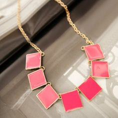 3.33$  Buy now - http://di2by.justgood.pw/go.php?t=YE1301402 - Square Pendant Necklace