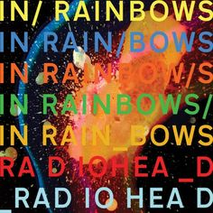 Radiohead - In Rainbows. Love love love. Reckoner!