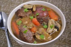 Recipe of the Day: Brandied Beef Stew