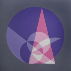 Construction of Heptagon by Crockett Johnson, based on his own formulas.