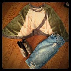 "Selling this ""Sheer top"" in my Poshmark closet! My username is: karamonty. #shopmycloset #poshmark #fashion #shopping #style #forsale #Tops"