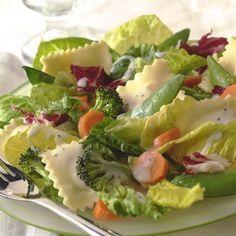 Buitoni Vegetable Ravioli Salad