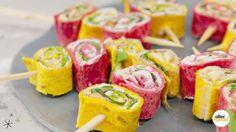 Vervang gewone wraps eens voor groentewraps: gezond én feestelijk. - recept - allerhande