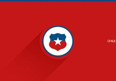 Chile // 2014 Fifa World Cup | Team Logos on Behance