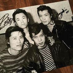 キャロル Teddy Boys, Tag Photo, Rock Bands, Rock N Roll, My Music, Rockabilly, Tokyo, Handsome, Japanese