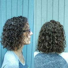 50 Phenomenal Spiral Perm  Hairstyles — Perfect Loose and Tight Ringlets