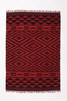 NWT Anthropologie Saturated Rhombus Rug 4 x 6