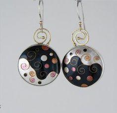 jan van diver's earrings