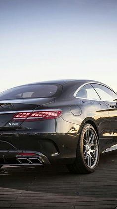 New Mercedes-AMG S63 Coupe 4MATIC+ #AMG #2018 Instagram @amgbryansk