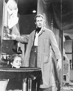 Columbia Pictures' The Mad Magician starred Vincent Price and was released in 1954.