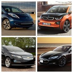 It's time for our weekly poll! What's your favorite #electriccar? Comment below with your answer.  #ev #electricvehicle #electric #tesla #teslamodels #bmwi3 #bmw #chevyvolt #chevy #volt #i3 #nissan #nissanleaf #leaf #poll by nypaenergy