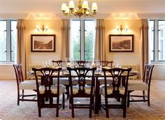 room in the ideal for your special or intimate Dining Table, Dining Room, Castle, Furniture, Google, Photos, Home Decor, Image, Dinner Room