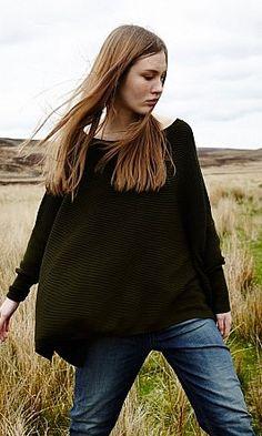 Moss Jack Sweater - Plümo Ltd