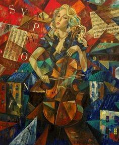 Artodyssey: Elena Khmeleva - Елена Хмелева