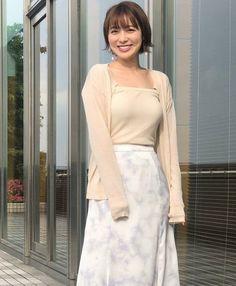 Japanese Beauty, Beautiful Asian Women, Asian Woman, My Girl, High Waisted Skirt, Lady, Womens Fashion, Outfits, Spongebob