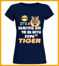 Beautiful Day With TIGER - Tiger shirts (*Partner-Link)