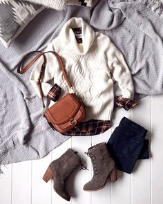 White after Labor Day? We say yes (especially in cozy knit form)! See what our Stylist says.
