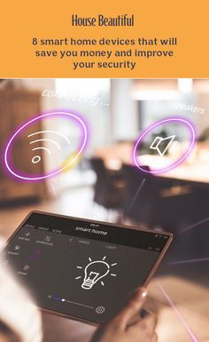 Moving into a new home is the perfect time to install smart home technology. Invest in smart home gadgets that can save energy and money and improve security. Smart Door Locks, Smart Lights, Comfort Gray, Smart Home Technology, Home Gadgets, Save Your Money, Home Hacks, Save Energy, Bulbs