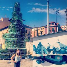 #sidra and #streetart, stoked for one more festival in #Gijon #España Web Instagram User » Followgram