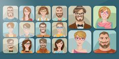 Download 16 Free Cartoon Character Designs For Graphic Designers (Ai). This file is available in Ai format. You can make changes in …