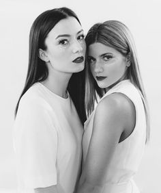 Natasha Negovanlis & Elise Bauman photo by Lauren Vandenbrook