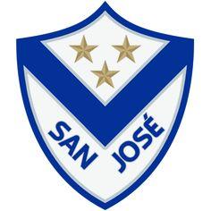 Club Deportivo San José (Oruro, Bolivia) Club Santos, Sports Logo, Buick Logo, Badge, Logo Design, Bolivia, Chile, Football, American