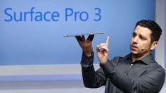 MICROSOFT SURFACE PRO 3 Die dünnste Windows-Maschine der Welt