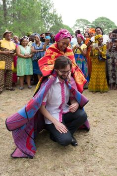 Sotho Traditional Wedding