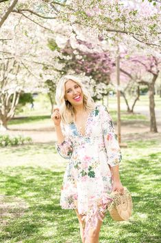 Today on Blush & Camo I'm sharing the cutest and most affordable Easter Dresses Under $75! Happy Shopping!