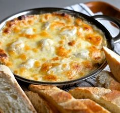 Maryland Style Hot & Spicy Crab Dip... Happy Hour Appetizers 98 | Hampton Roads Happy Hour - i.12.5