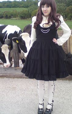 ...and the cows are accessories?