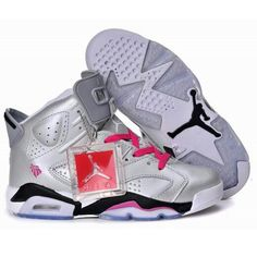 new product f6126 7e9f1 Find Air Jordan 6 Valentines Day 2014 GS online or in Nikehyperdunk. Shop  Top Brands and the latest styles Air Jordan 6 Valentines Day 2014 GS at ...