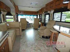 New 2016 Fleetwood RV Excursion 35B Motor Home Class A - Diesel at General RV | Dover, FL | #129573