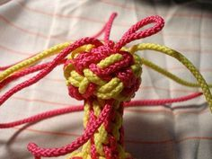 Little Lump Knot tutorial