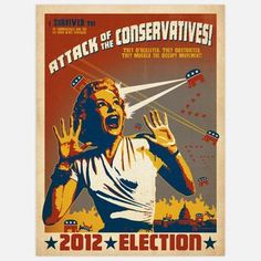 The Conservatives 18x24 now featured on Fab.