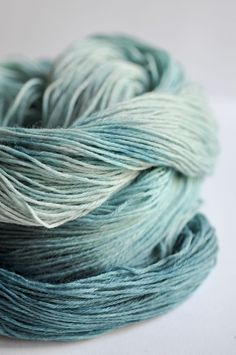 turquoise| love the colour,would be nice for a crocheted curtain♥