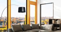 Twiggy Style Floor Lamp