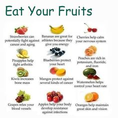 #Fruits are nature's wonderful medicines packed with vitamins, minerals, anti-oxidants, sodium, potassium, folic acid, nutrients and fibers