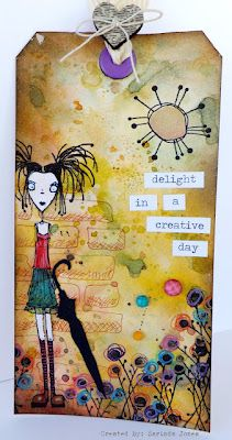 Stampotique Designers Challenge: SD56: Twin Images
