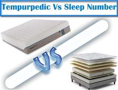 tempuepedicvssleepnumber - Home Sleep Number Mattress, Best Mattress, Mattress Companies, Models Needed, Comfort Mattress, Are You The One, Memory Foam, Farm House, House Ideas